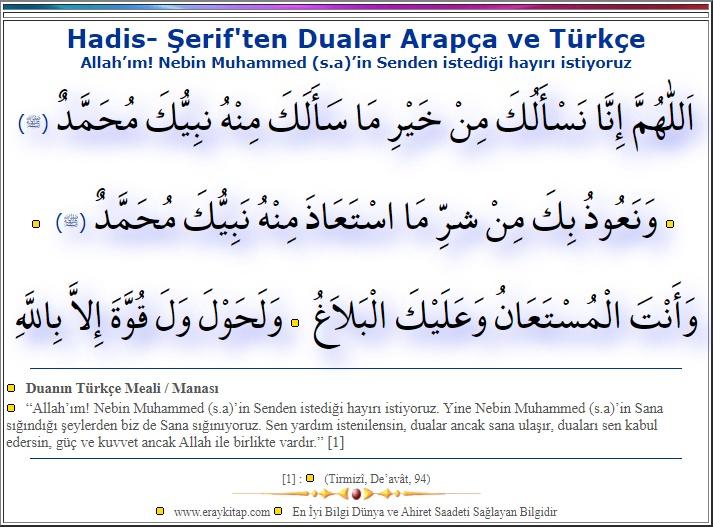 Muhammed(s.a)in Senden istedigi istiyoruz