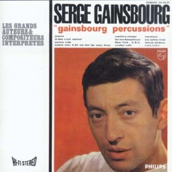 Gainsbourg Percussions by Serge Gainsbourg